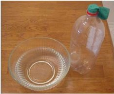 The balloon and the bottle experiment