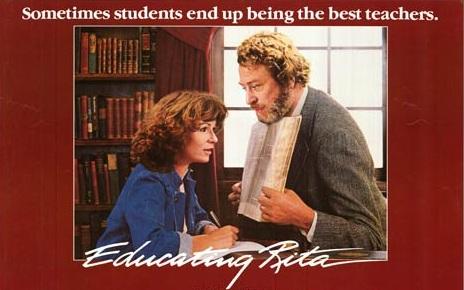 Image result for educating rita film poster
